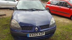 Renault Clio 5 door hatchback