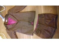 Brand New ! (aged 5/6) Girls Shorts & matching Blazer / Jacket