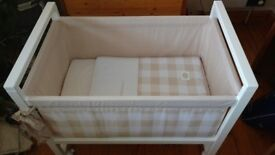 CAMBRASS Unisex Baby Cot