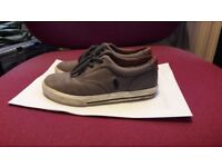 BOYS SHOES BY POLO ( RALPH LAUREN)