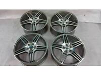 4'x19'RIVA mag alloy wheels AMG