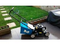 Mac Allister MPRM 42SP self-propelled petrol lawnmower