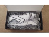 FootJoy AQL 52660K - Golf Shoes - White - Size: 10.5 UK, 45 EUR - Brand New in Box