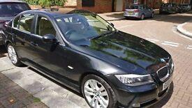 BMW 335i E90 (Face lift) saloon. 3L Engine. Leather interior. Sat Nav. Xenon Lights. MOT June 2018