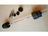 Barbell Dumbbell Weights Set
