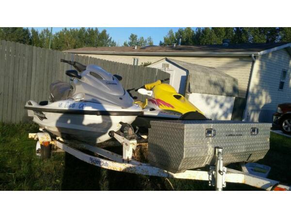 Used 2002 Yamaha Waverunner XLT