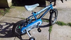 "Boys 12"" bike. Great condition"