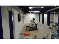 SHOPFITTING / COMMERCIAL REFURBISMENT / JOINERY / FIT - OUT