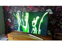 "Samsung 49"" TV - 4k - UE49KU6470 - unused non-faulty customer return. rrp £700"
