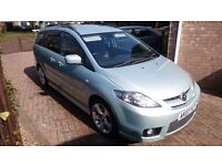 2007 mazda5 sport furano 2ltr petrol 7 seater,better than your average 7 seater!!!