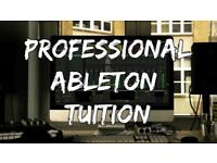 Professional Ableton Tuition Manchester