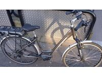 RALEIGH CAPTUS Bosch Equipped Electric Bike - Fully Serviced - Rare Opportunity - RRP £1750