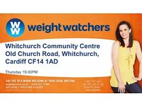 Weight Watchers Whichurch Community Centre Thursday 19.00PM