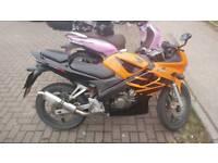 Honda cbr125r 07
