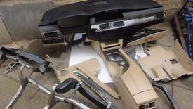 LEFT HAND DRIVE DASHBOARD FOR BMW 5 SERIES