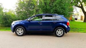 2012 Ford Edge SE P.group, Bluetooth, Certified