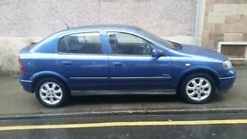 Astra 70.000m for swap or sale for £700