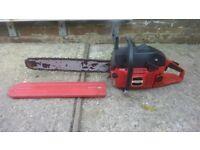 Jonsered/husqvarna 62cc large made to last chainsaw big 170 psi compression