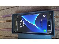 Samsung Galaxy S7 Unlocked Boxed + Accessories + Phone Cover