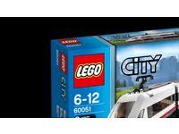 Lego train set