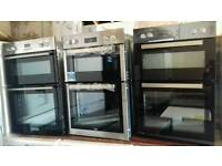 double oven electric built in new never used offer sale from £137