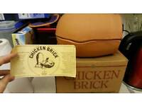 Chicken brick medium size