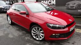 2009 Volkswagen Scirocco 2.0TDI GT - T.BELT + PUMP CHANGED - S.H - 2 KEYS - not golf a3 coupe astra