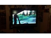 32'' flat screen LG TV