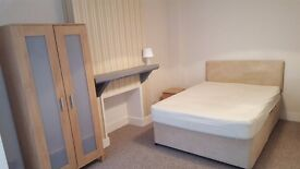 DOUBLE ROOM TO RENT / LET WESTCLIFF ON SEA SOUTHEND ESSEX **ALL BILLS INCLUDED £105PW**