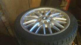 BMW Mv1 18 inch alloys