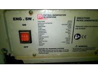 2800 watts Generator