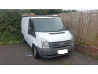 FORD TRANSIT SWB - FULL ROOF RACK