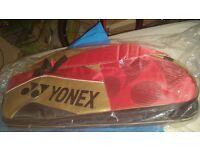 Yonex Tennis Bag RRP: £34.99