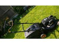 Mc culluck petrol lawnmower