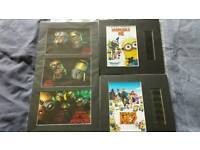 Minion film clips and picture