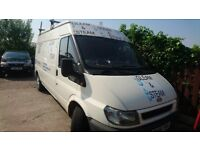 transit van complete with all tackle for work , ONLY £2195ono may split
