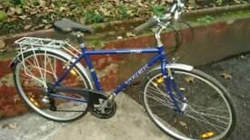 Gents TREK multitrack 721 city bicycle