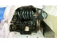 Ford focus 1.6 engine
