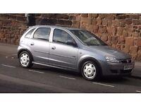 2004 Vauxhall Corsa 1.4 Design Twinport 5 Door Hatchback, Full Service History, Must be seen!