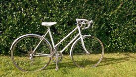 Vintage Ladies Raleigh Sports Bike
