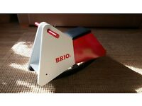 brio rock on rocking horse