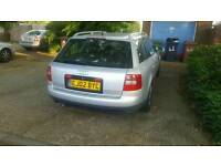 Audi a6 1.9tdi leather seats turbo and more parts avf engine