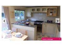 Breydon Water Park luxury van to rent sleeps 4 amazing deals for August a damage deposit is required
