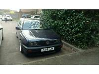 Vw Golf mk3 headlights very rare swap for frontmount intercooler car amp or nice car stereo or why