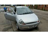For sale Ford ka 1,3 very good cars only 52 061 mile done