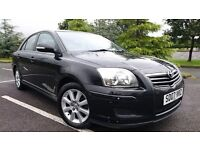 TOYOTA AVENSIS D4D T3 DIESEL 2.0 LATE 07 VERY TIDY
