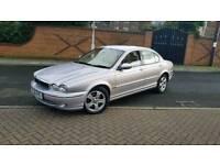 For sale my Jaguar XType 2002 3.0 petrol 7 months MOT