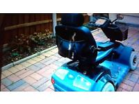 mystere mobility scooter , serviced regularly, good condition , new batteries last year