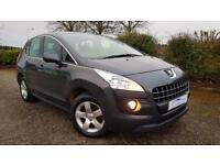 PEUGEOT 3008 1.6 HDi 112 SR 5dr A Very Nice Practical & Economical Car (grey) 2011