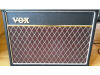 Vox Ac15C1 Guitar Combo + Footswitch